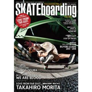 TRANSWORLD SKATEboarding JAPAN No84