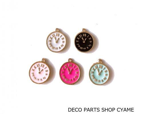 【金属カラーシリーズ】 カラー5色時計