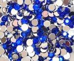 ※卸売※ 高品質ダイヤカットストーン ブルー