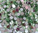 ※卸売※ 高品質ダイヤカットストーン ライトグリーン