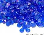 オーロラミルキーストーン サイズMIX ブルー