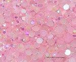 オーロラミルキーストーン ピンク