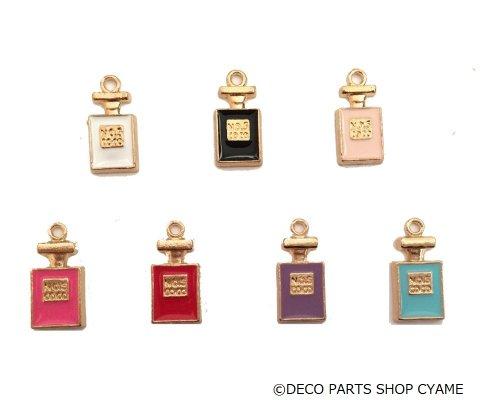 【金属カラーシリーズ】 7色カラー香水