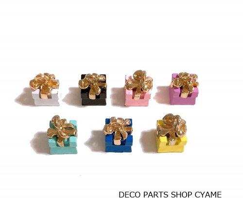 【金属カラーシリーズ】 8色カラープレゼントBOX
