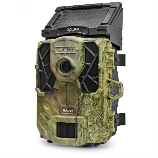 スパイポイント ソーラー 自動撮影カメラ(トレイルカメラ) トレイルカメラ・自動撮影ならハイクストア
