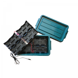 単1電池バッテリーコンテナミニ EX32C-6V