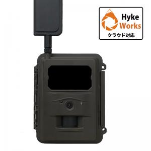 【新発売】ハイクカム LT4G LTE対応 IoT自動撮影カメラ IP65