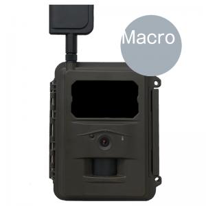 【接写モデル】ハイクカム LT4GMマクロ LTE対応 IoT自動撮影カメラ IP65