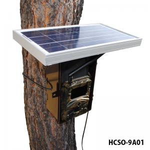 ハイクカム用ソーラーパッケージ