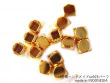 【v-8705/ヴェルメイユ】バリビーズ|カットビーズ(4mm)/2ヶ
