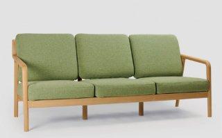 宮崎椅子製作所/Miyazaki Chair Factory<br> pepe sofa 3P