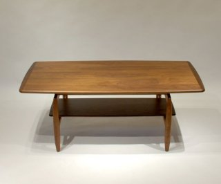 宮崎椅子製作所/Miyazaki Chair Factory<br> Paper Knife center table  600×1200mm