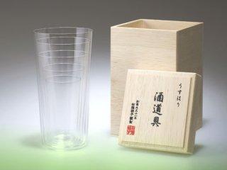 松徳硝子 うすはりグラス<br> 酒道具<br>