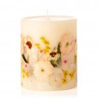 Rosy Rings ロージーリングス<br>  Botanical candle キャンドル<br> ベイガーランド Tall Round<br>
