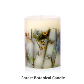 Rosy Rings ロージーリングス<br>  Botanical candle キャンドル<br> フォレスト Tall Round<br>