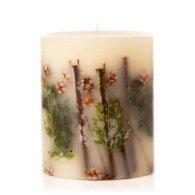 Rosy Rings ロージーリングス<br>  Botanical candle キャンドル<br> フォレスト Tall Round<br>