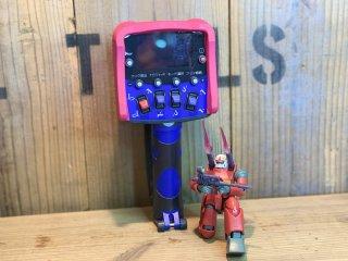 パワーケース『ガンキャノン』タダノ非常ボタン付き送信機