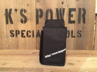 送信機専用腰袋 パワーバック 黒