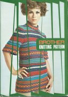 模様編集 BROTHER KNITTIBG PATTERN