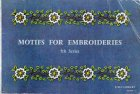 D.M.C LIBRARY MOTIFS FOR EMBROIDERIES 5th Series