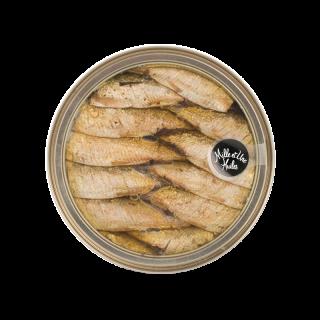燻製したニシンのオイル漬け 120g