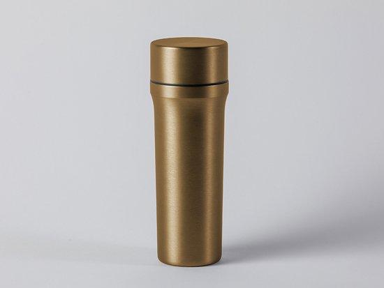 ovject ボトルインボトル 【320ml/380ml/440ml】ゴールド