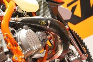 P3カーボンパイプガードMAXCoverage KTM  250/300 2020-