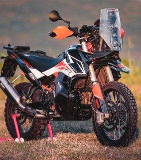 KTM 790 Rally Kit
