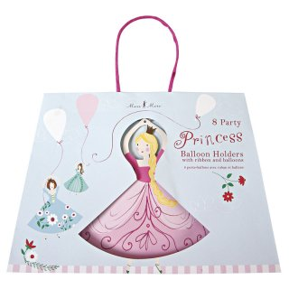 【SALE セール】 【Meri Meri メリメリ】プリンセスバルーンホルダー I'm a Princess Balloon Holders