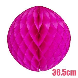 【SALE セール】ハニカムボール ホットピンク 36.5cm