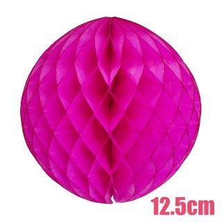【SALE セール】ハニカムボール ホットピンク 12.5cm【8個までメール便可】