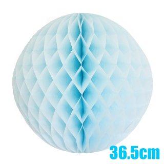【SALE セール】ハニカムボール ライトブルー 36.5cm