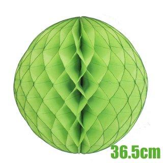 【SALE セール】ハニカムボール ライトグリーン 36.5cm