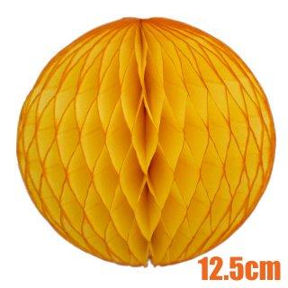 【SALE セール】ハニカムボール オレンジ 12.5cm【8個までメール便可】