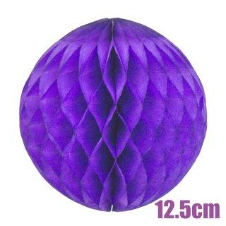 【SALE セール】ハニカムボール パープル 12.5cm【8個までメール便可】