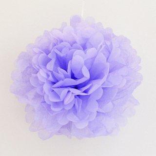 フラワーポム ラベンダー 薄紫色 35cm 【2個までメール便可】