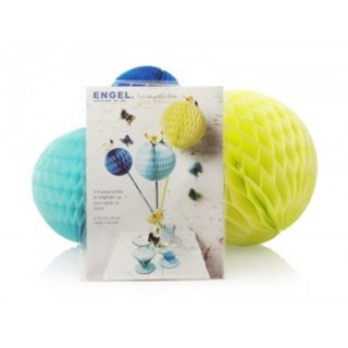 【SALE セール】 【ENGEL】ハニカムボール3個セット オーシャン Honeycombs Ocean 【1個までメール便可】