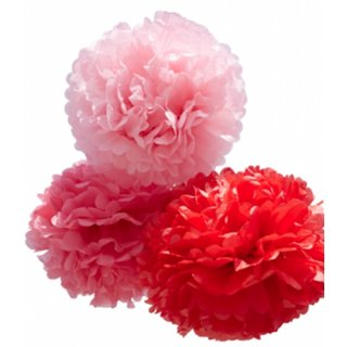 【SALE セール】 【ENGEL】フラワーポム3個セット ピンク Pom Small Pink