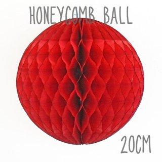 【SALE セール】ハニカムボール オレンジ 30cm【2個までメール便可】