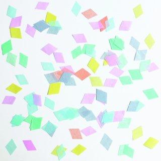 【My Little Day マイリトルデー】コンフェッティ パステルダイヤモンド 【4個までメール便可】
