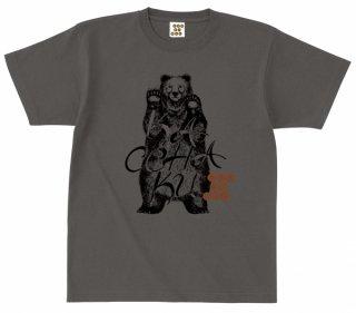 EZONIMAL(エゾニマル)Tシャツ(ベーシック)|ヒグマ