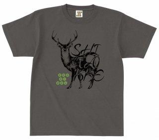 EZONIMAL(エゾニマル)Tシャツ(ベーシック)|エゾシカ
