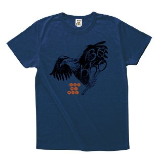 EZONIMAL(エゾニマル)Tシャツ(ナチュラル)|オジロワシ