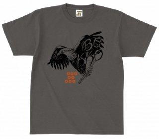 EZONIMAL(エゾニマル)Tシャツ(ベーシック)|オジロワシ