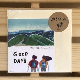 北海道のアウトドアカード / GOOD DAY