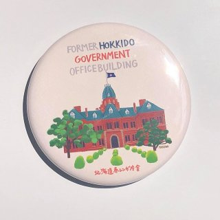 【 HOKKAIDO MAGUNET/北海道赤レンガ庁舎 】