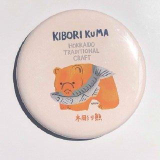 【 HOKKAIDO MAGUNET/木彫り熊 】