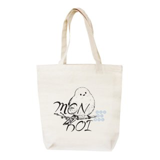 EZONIMAL(エゾニマル)トートバッグ|シマエナガ