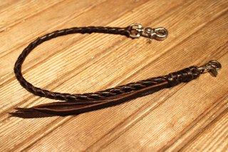 □ 鹿革ウォレットロープ