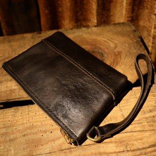 【一点限り】KUDU clutch bag / S / CABIN